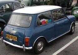 Austin Mini Classic And Sport Cars