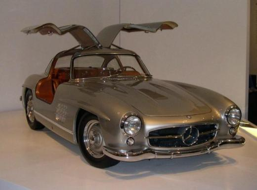mercedes 300 sl 1954 1963 classic and sport cars. Black Bedroom Furniture Sets. Home Design Ideas