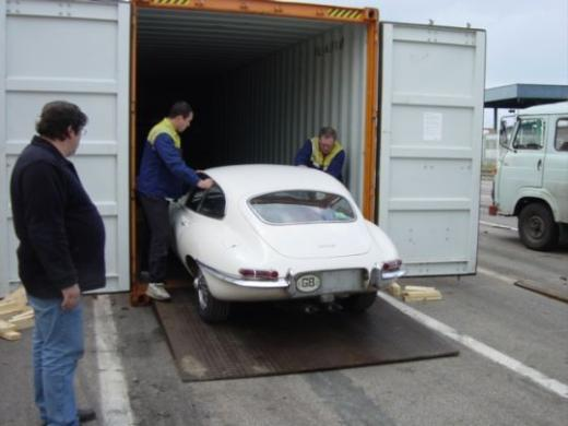 Importation d 39 une voiture ou moto de collection classic and sport cars - Garage voiture collection ...